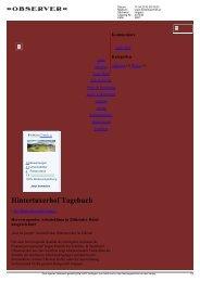 Hintertuxerhof Tagebuch - Best for people
