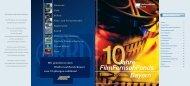 10 Jahre FFF - FilmFernsehFonds Bayern