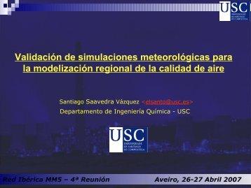 ver presentación - Red Ibérica MM5
