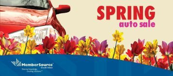 SPRING - MemberSource Credit Union