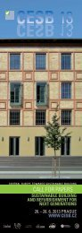 sustainable building and refurbishment for next ... - mNACTEC
