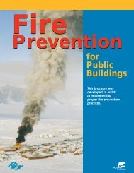 075/Fire Prevention Brochure - Department of Public Works and ...