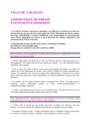 CDP EMS MAI 2013 - Château de Tarascon