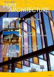 Light ARCHITECTURE - Danpalon