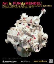 Mendel PotashCorp School Hands-on Tours 2011–2012