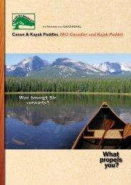 BendingBranches Paddel2012 (PDF 3.56 MB) - Gatz-Kanu