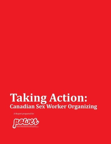 Taking Action report (PDF) - POWER