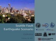 Ch 1 Scenario Earthquake — Weaver