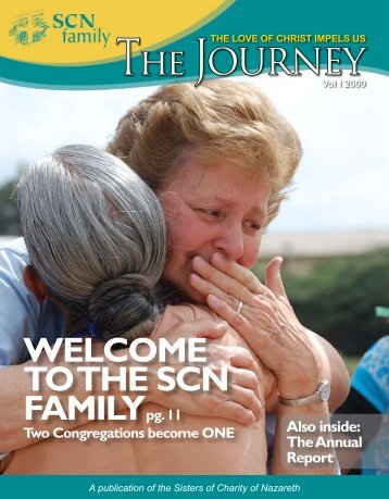 The JOURNEY - Sisters of Charity of Nazareth