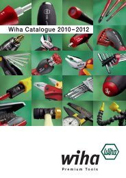 Wiha Catalogue 2010–2012
