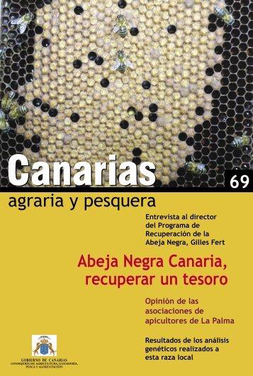 Abeja Negra - Gobierno de Canarias