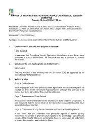 Minutes of the last meeting held on 18 June 2013 PDF 83 KB