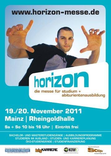 Aussteller Kurzinfo - Horizon
