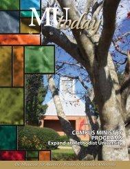 Campus ministry programs Campus ministry programs - Methodist ...