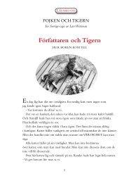 Pojken och Tigern