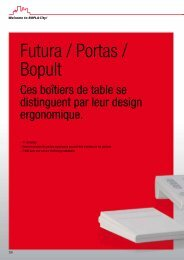 Futura / Portas / Bopult - Bopla
