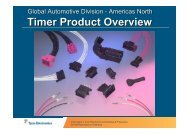 Timer Product Overview