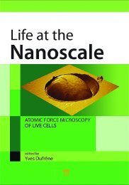 Atomic Force Microscopy of Live Cells - Pan Stanford Publishing