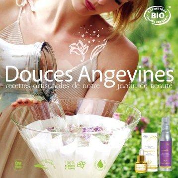 Télécharger le Catalogue - Les douces angevines