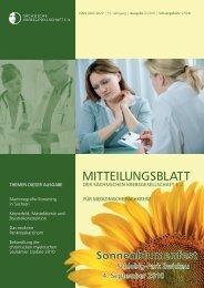 Die Einführung des Mammografie-Screenings in Sachsen im ... - KoQK