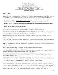 PATRICIA TOVAR, Ph. D. EDUCATION DOCTORATE - John Jay ...