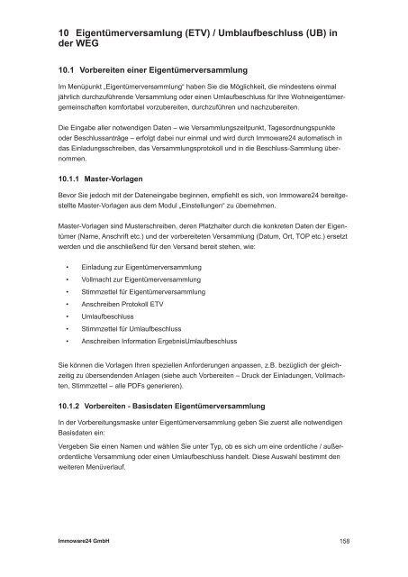 Etv Umlaufbeschluss Ub Immoware24