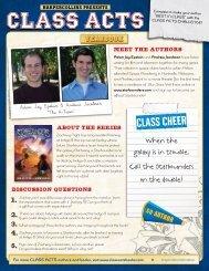 Epstein & Jacobson - HarperCollins Children's Books