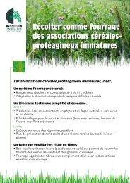 Téléchargez la plaquette - Chambre d'agriculture de l'Indre