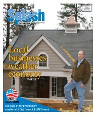 download a PDF of the 11/05 issue of The Splash - The Liberty Lake ...
