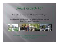 Presentation - New Partners for Smart Growth Conference