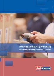 Enterprise Asset Management [EAM] - SoftExpert Software