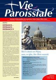 Télécharger lejournal paroissial - Diocèse d'Evreux