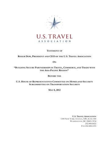 here - US Travel Association