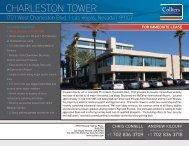 CHARLESTON TOWER - Property Line