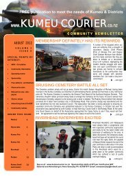 volume3-issue8 - Kumeu Courier