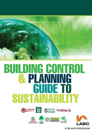 Guide to Sustainability - Newark and Sherwood District Council