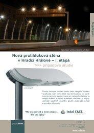 Hradec Králové - Indal