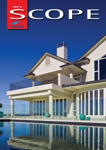 View Scope Issue 19 as pdf - Metal Roofing Manufacturers
