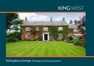 Kislingbury Grange, Kislingbury, Northamptonshire