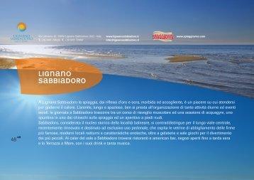 Download BAGNI SPIAGGIA DI RIVIERA.pdf - Lignanosabbiadoro.it