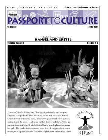 Hansel & Gretel - Mondavi Center