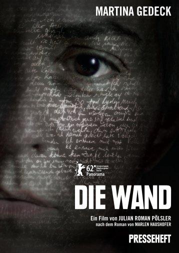 Die Wand - Austrianfilm
