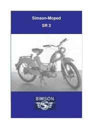 Simson-Moped SR 2