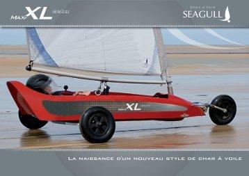 fiche produit MAXI XL - Seagull