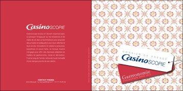 Gastronomie - Groupe Casino