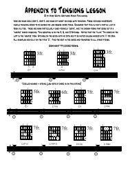Finale 2003 - [Appendix to tensions lesson] - Godin Guitars