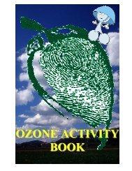 Ozone Activity Book - Environmental Management Authority