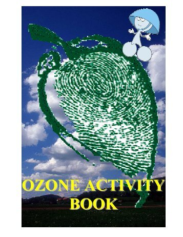 Ozone Activity Book - Environmental Management Authority