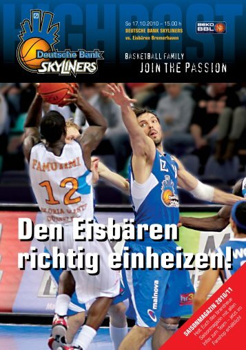 HighPost - Fraport Skyliners