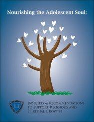 Nourishing the Adolescent Soul.pdf - Institute for University-School ...